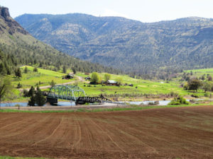 Oregon farming