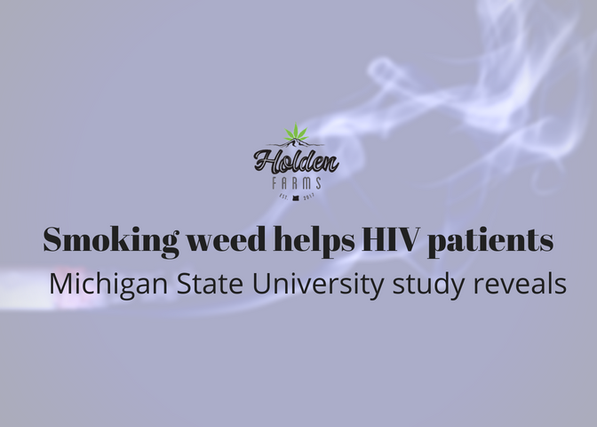Marijuana for HIV patients