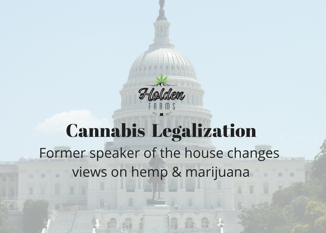Boehner views on marijuana
