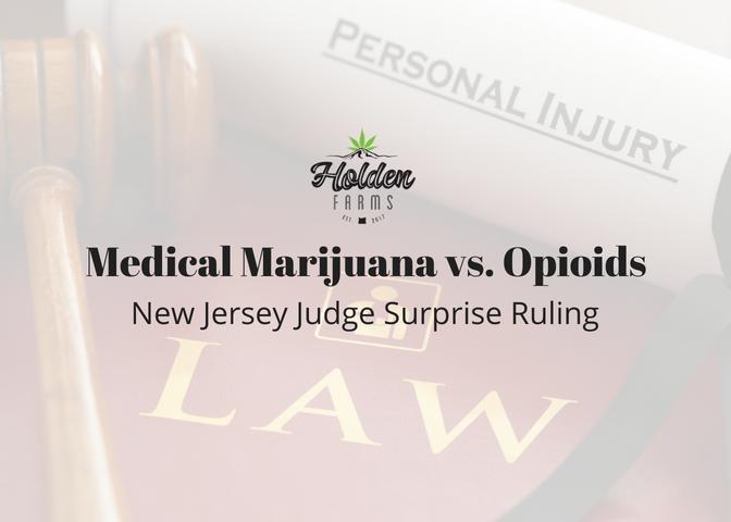 opioids marijuana