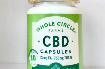 cbd capsules 30 count