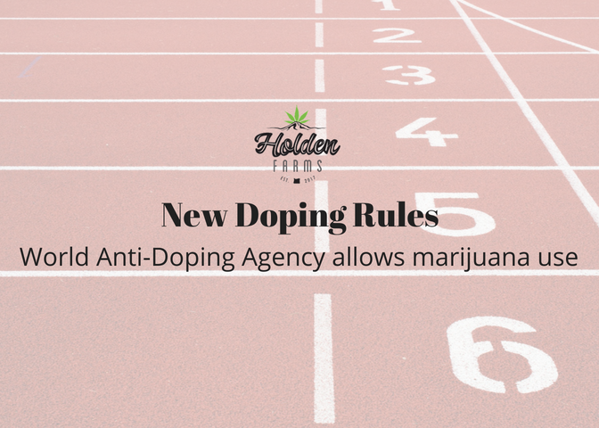 Marijuana use athletes